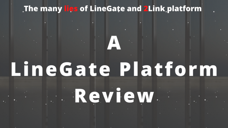 LineGate platform review by IdeasDome
