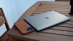 Macbook flat design