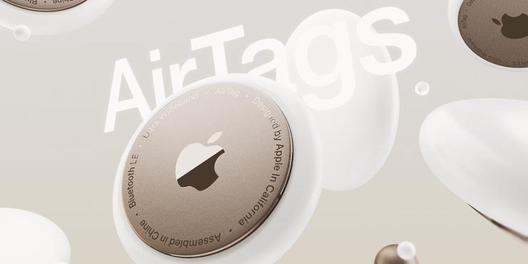 Apple AirTags leak