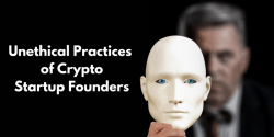 unethical crypto founders