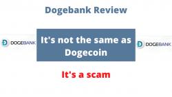 Dogebank scam review