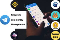 Telegram admin