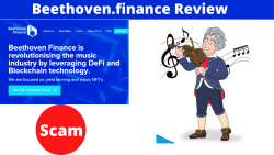 Beethoven.finance scam review