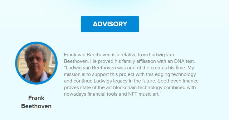 fake beethoven finance advisor